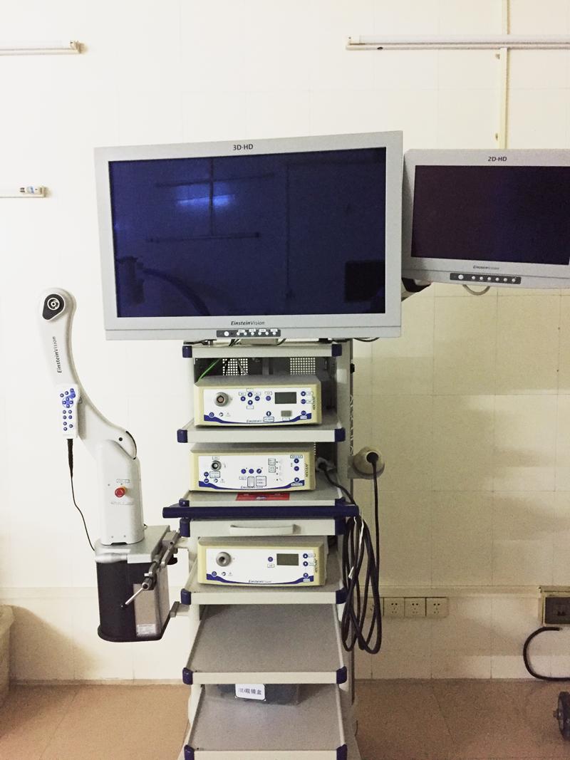 3D腹腔镜